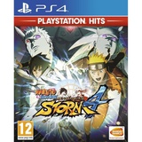 Naruto Shippuden : Ultimate Ninja Storm 4 Playstation Hits Jeu PS4