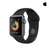 Apple Watch Serie 3 Gps 38 Mm Noire