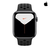 Apple Watch Nike Serie 5 Gps 44 Mm Noir
