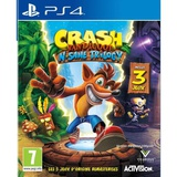 Crash Bandicoot N-SANE Trilogy Jeu PS4