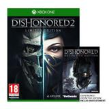 Dishonored 2 Limited Edition Jeu Xbox One